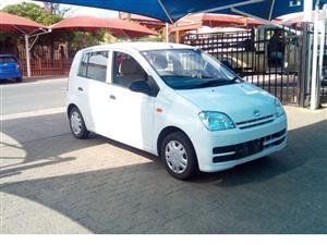 2008 Daihatsu Charade 1.0 Celeb