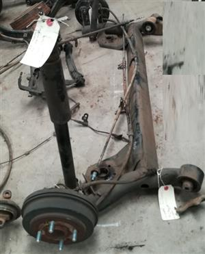 Now in Stock - REAR AXLE - Kia Picanto 1.1 2009