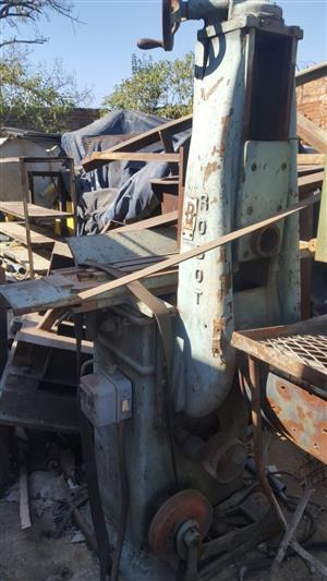 FREE Scrap Steel Skip Bin placement and Collection service ScrapMachine parts