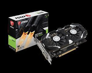 MSI GeForce GTX 1050 Ti 4 GB graphics card