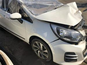2016 kia Rio 1.4 Stripping For Spares