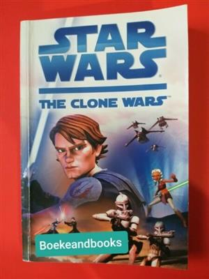 The Clone Wars - Star Wars - Tracey West - The Clone Wars Junior Novel #1.