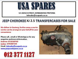 JEEP CHEROKEE XJ 2.5 TRANSFER CASE FOR SALE