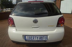 2016 VW Polo Vivo hatch 5-door hatch 1.4 Street
