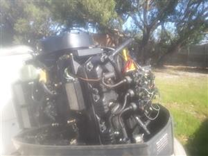 Mariner Outboard 135hp Motor in working condition – R14 500.00