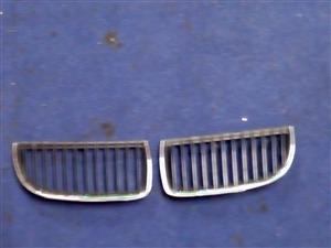 BMW E90 KIDNEY GRILLS FOR SALE