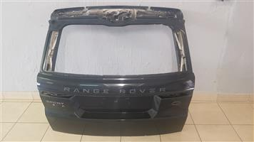 RANGE ROVER TAIL GET AVAILABLE