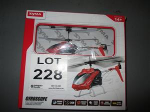 Gyroscope remote control helicopters - ON AUCTION