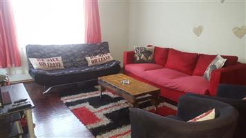 BEREA/MUSGRAVE 2 BED FLAT TO LET