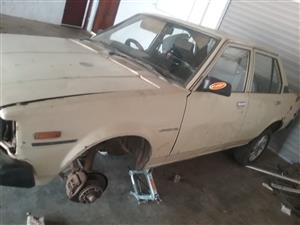 1982 Toyota Corolla 180i GLS