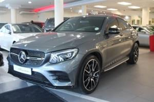 2017 Mercedes Benz GLE 43 coupe