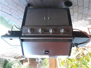 Gourmet Gas Braai R3200 ono