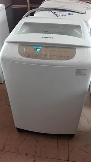13kgs Samsung wobble top loader washing machine