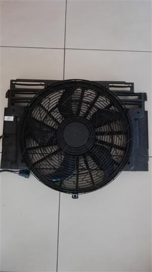 BMW X5 - New Complete Aircon Fan Assembly