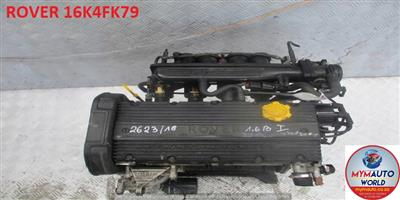 Second hand used ROVER MG, 16K4FK79 Engine for sale