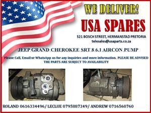 JEEP GRAND CHEROKEE WK1 SRT8 6.1 AIRCON PUMP