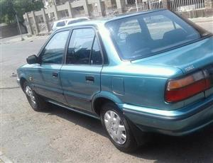 1996 Toyota Corolla 160i GLE