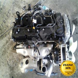 KIA CERATO D4CB ENGINE USED