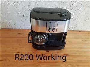 Mellerware coffee machine