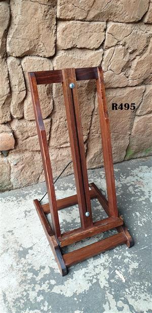 Teak Wood Artist Easel (340x400x660)