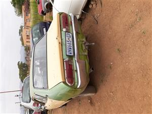 Nissan datsun for stripping,engine R5000 Nissan 1400 gearbox R4000 four speed etc