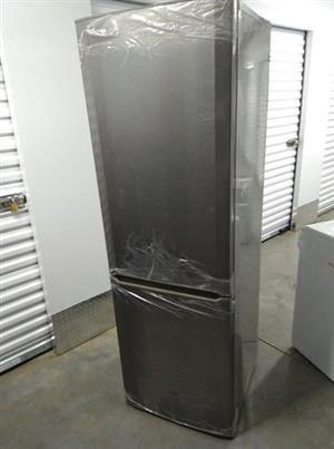 Defy metallic fridge for sale (350 litre)new