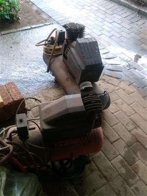 Two good used working Compressors R450 each R900 for both