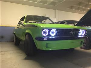 1971 Opel Mokka 1.4 Turbo Cosmo