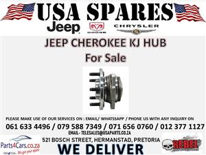 JEEP CHEROKEE HUB FOR SALE