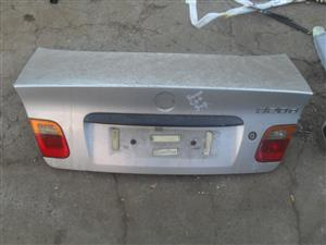 BMW E46 BOOT LID – USED(SNF)