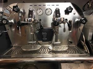 Bezzera Galatea Espresso Machine commercial