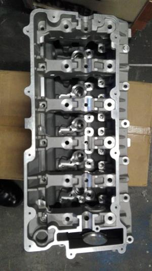 BRAND NEW LAND ROVER TD5 CYLINDER HEADS