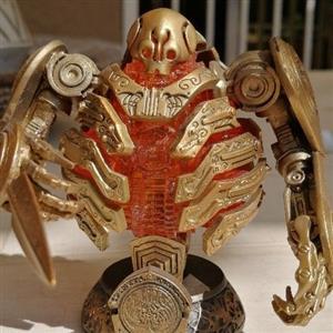 hellboy 2 figurine