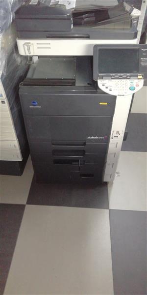 Konica Minolta Bizhub C451 color multifunctional printer for sale