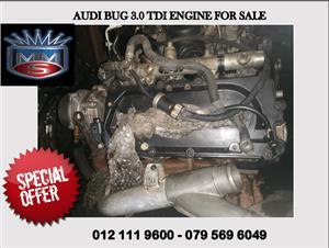 Audi BUG engine for sale
