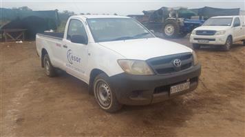 2008 Toyota Hilux 2.5D 4D 4x4 SRX