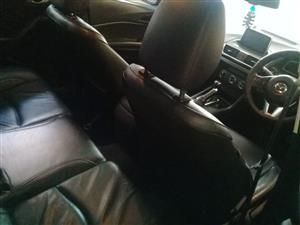 2015 Mazda Mazda3 hatch 2.0 Individual auto