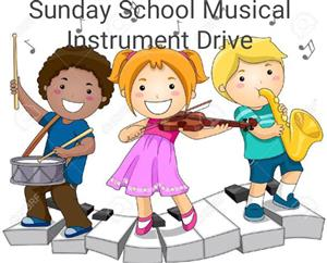 Musical Instruments Wanted