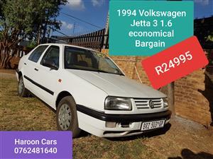 1994 VW Jetta 1.6