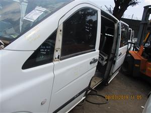 MERCEDES BENZ VITO 115 STRIPPING FOR SPARES