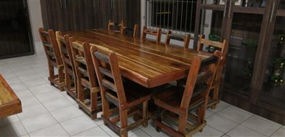 12seat diningroom suite