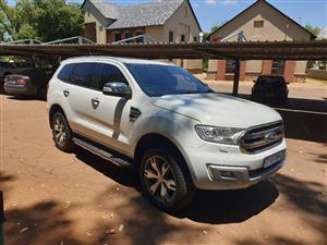 2017 Ford Everest EVEREST 3.2 LTD 4X4 A/T