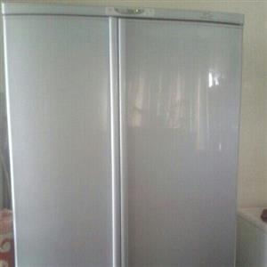 Defy side by side fridge