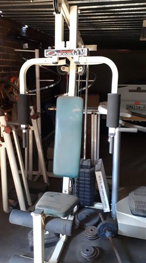 Home gym Trojan Diminator for sale  Port Elizabeth