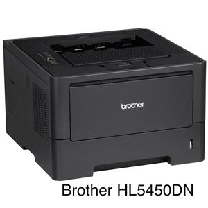 Second hand Brother HL-5450DN Mono Laser Printer