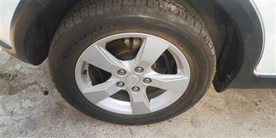 SUZUKI SWIFT 2.0 2010 USED WHEEL FOR SALE