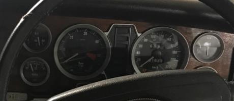 Gauge Set - Jaguar XJ6 Series 2