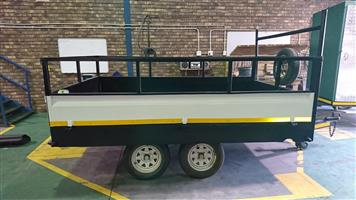 2 ton Boosh Bebee Trailer for sale