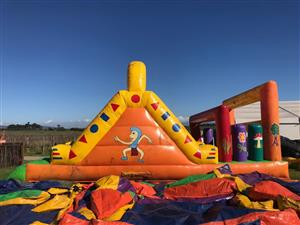Various jumping Castles (Quantity of 11) - ON AUCTION