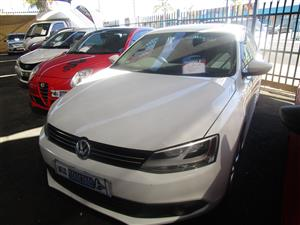 2014 VW Jetta 1.6TDI Comfortline